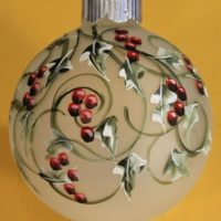 Amazing Ideas For Hand Painted Ornaments