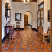 Mexican Tile Floor And Decor Ideas For Your Spanish Style Home