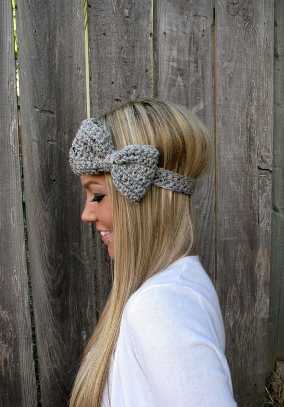 Easy DIY Headbands Ideas