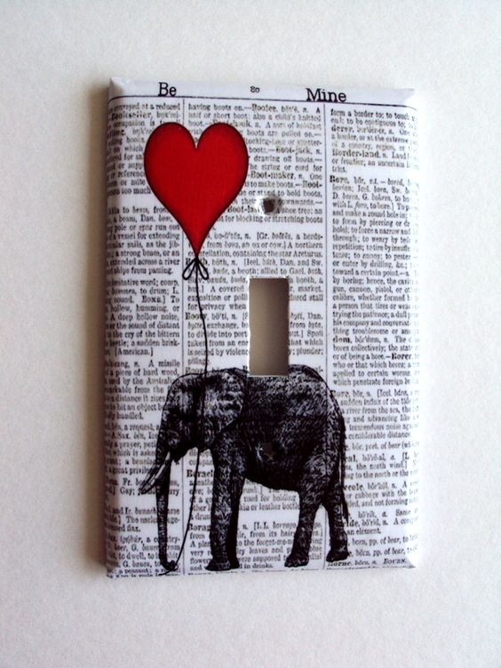 Coolest Diy Light Switch Covers