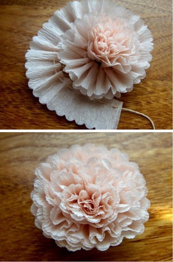Easy DIY Paper Flower For Beginners