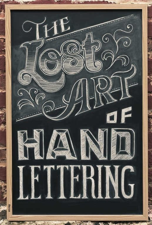 Coolest Hand Painted Signs Ideas
