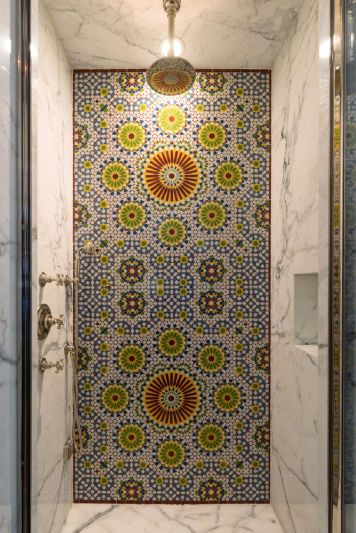 Mesmerizing Mexican Tile Bathroom Ideas