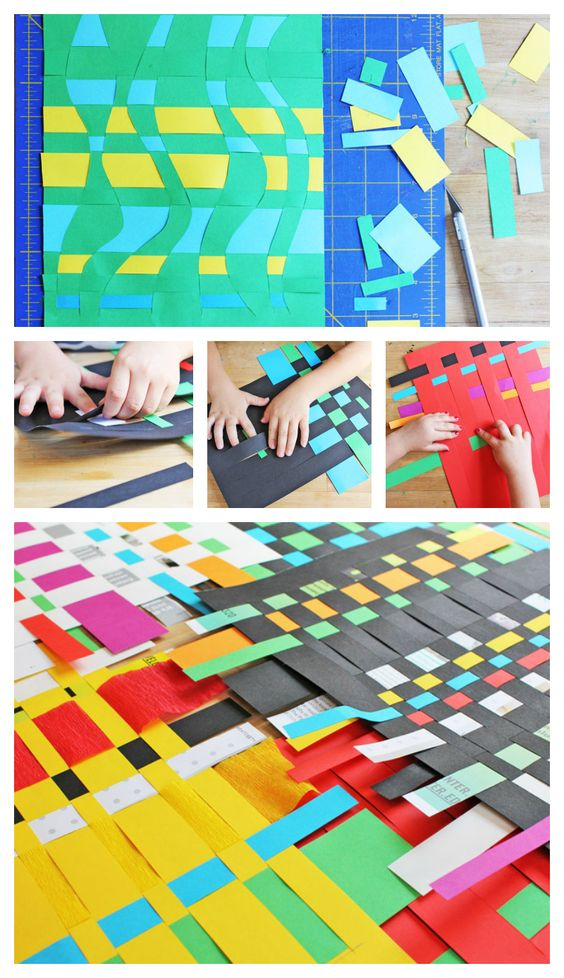 paper project ideas
